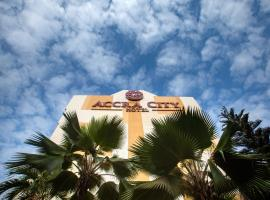 Accra City Hotel, hotel in Accra