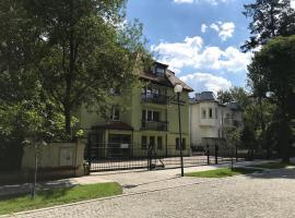 ANTONINA PensjonPrzyKortach – hotel w Szczawnie Zdroju