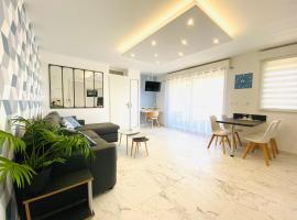 appartcentredaix 4 et 5, apartment in Aix-en-Provence