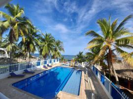 Hotel Playarena, hotell sihtkohas Coveñas