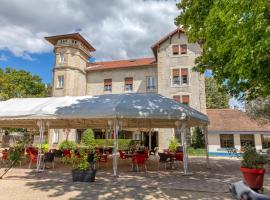 La Commanderie de Champarey, hôtel à Bourgoin-Jallieu