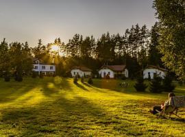 Gospodarstwo Agroturystyczne Zacisze, Bauernhof in Ruś