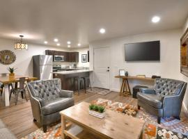 5C Sweet RedCliff Condo, Pool & Hot Tub, budget hotel in Moab