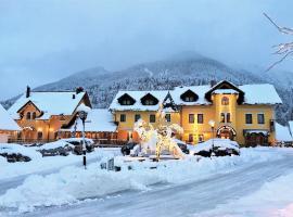 Hotel Kotnik, Hotel in der Nähe von: Burg Landskron, Kranjska Gora