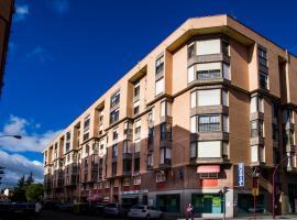 Hostal Algodon, hostal o pensión en Palencia