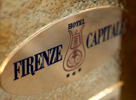 Hotel Firenze Capitale, hotel en Florencia