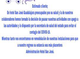 Hotel San José, hotel near Guadalajara Airport - GDL, Guadalajara