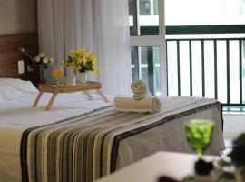 Flat com Piscina, Academia e Sauna, spa hotel in Brasilia