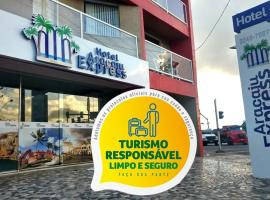 Hotel Aracaju Express, apartment in Aracaju