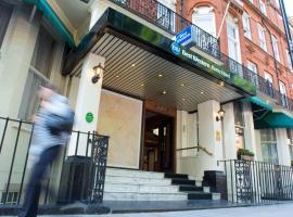 Best Western Burns Hotel Kensington, Best Western hotel in London