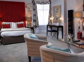 Best Western Brook Hotel, hotel near Adastral Park, Felixstowe
