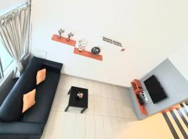 Sterilized - Explore The World at The CEO Studio Penang, apartment in Bayan Lepas