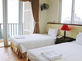 Hanvet Tam Đảo Hotel, hotel in Tam Ðảo