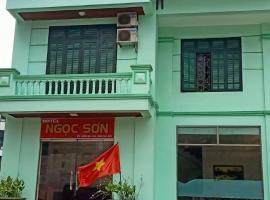 Ngoc Son Tam Dao Hotel, hotel in Tam Ðảo