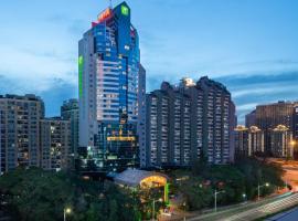 深圳東華假日酒店,深圳的飯店
