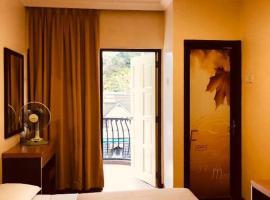 Hotel Chua Gin @ Brinchang Centre, hotel di Brinchang