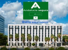 M.A. Hotel Sevilla Congresos, hotel near Seville Airport - SVQ,