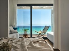 Cavo Orient Beach Hotel & Suites, hotel in Tragaki