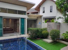 Areeca Mahogany Zone, отель в городе Пляж Банг Тао