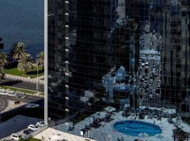 Corniche Hotel Sharjah, hotel near Sharjah Golf and Shooting Club, Sharjah