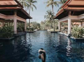 Banyan Tree Phuket, golf hotel in Bang Tao Beach