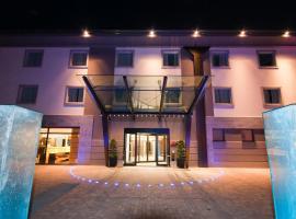Winter Garden Hotel Bergamo Airport, hotel near Orio Al Serio International Airport - BGY,
