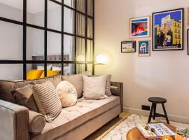 CMG Résidence Caire/ Saint-Denis, self catering accommodation in Paris