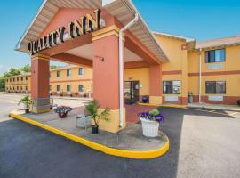 Quality Inn O'Fallon I-64, hotel in O'Fallon