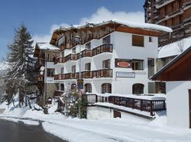 Hotel le Chamois, hotel in L'Alpe-d'Huez