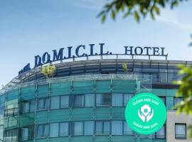 Hotel Domicil Berlin by Golden Tulip, hotel near Berlin Olympic Stadium, Berlin