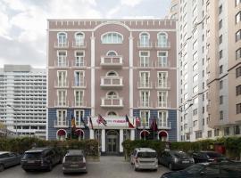 Flowers Hotel, hotel in Chişinău