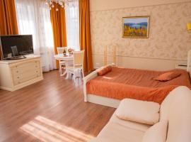 Гостиница Союз, отель в Томске