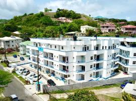 Blue Star Apartments & Hotel, hotel near Maurice Bishop International Airport - GND,