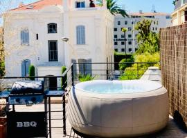 Jungle Bay, apartment in Cannes