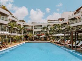 Qavi - Flat em Resort Beira Mar Cotovelo #Dunas208, apartment in Parnamirim