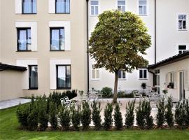 Das Jedermann Boutiquehotel mit Stadtgarten, hotel near Klessheim Castle, Salzburg