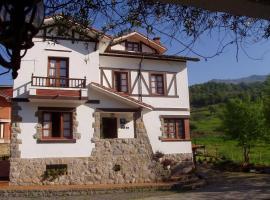 Hotel Rural Villa Elena, hotel in Panes