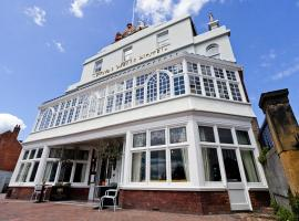 The Royal Wells Hotel, hotel in Royal Tunbridge Wells