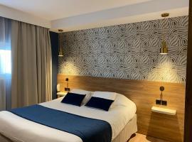 Kyriad Montpellier Est - Lunel, hôtel à Lunel