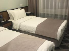 Altay Hotel, hotell sihtkohas Barnaul