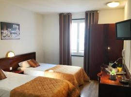 Hôtel Angelic-Myriam, hotel in Lourdes