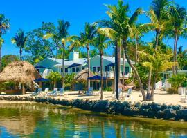 Coconut Palm Inn, hotel in Key Largo