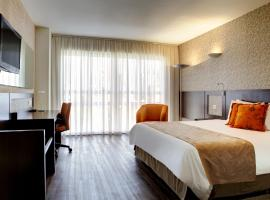 Quality Hotel Curitiba, hotel with pools in Curitiba