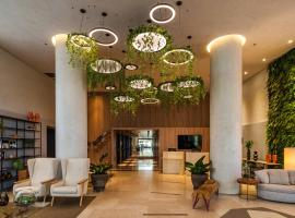 Grand Mercure SP Itaim Bibi - Ex The Capital, hotel em São Paulo