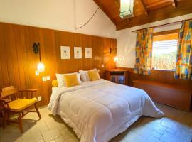 Pousada O Cantinho da Raposa, hotel em Monte Verde