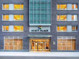 Hyatt Place New York City/Times Square,紐約的飯店