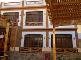 Transit Dahab Hotel, hotel in Dahab