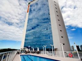 Quality Hotel Aeroporto Vitória, hotel near Pedra da Cebola Park, Vitória