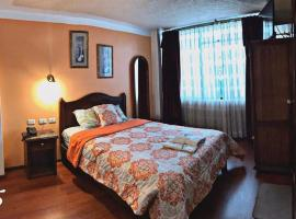Hotel Los Ilinizas, hotel em Latacunga