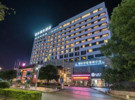 Guilin Plaza Hotel, hotel in Guilin